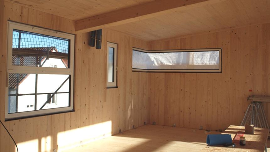 Saunafenster