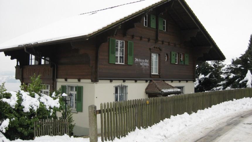 Wohnen am Thunersee